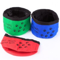 Oxford Collapsible Pet Water Bowl WPHZ111