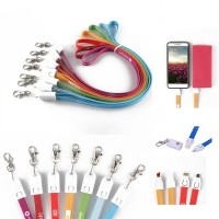 2-IN-1 Lanyard USB Charge Cable WPHZ170