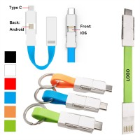 3 in 1 Magnetized Micro USB Cable WPHZ177
