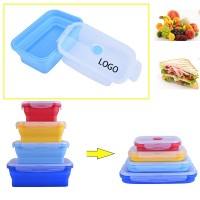 Silicone Collapsible Lunch Box WPHZ180