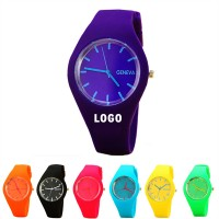 Sports Silicone Analog Wrist Watch WPHZ185