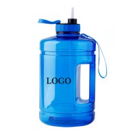 73oz Sport Water Bottle With Handle And Straw  WPJC9005