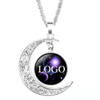 Galaxy Pendant Necklace WPJC9011