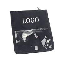 600D Oxford Trade Show Badge Holder & Neck Wallet WPJC9021