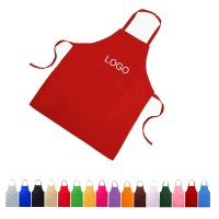 220gsm Thick Waterproof Apron with Two Pockets WPJC9060