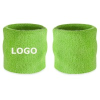 Terry Cloth Wrist Sweatbands WPJC9067