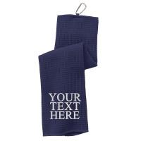 Waffle Sport Towel With Hook WPJC9069