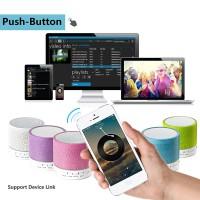 Luminous Lights Portable Wireless Bluetooth WPJL7004