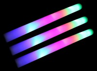 18″LED Foam Light Sticks Multicolored WPJL8020