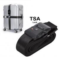 TSA Travel Luggage Strap WPJL8047