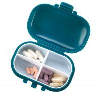 Pill Organizer Box – 4 Compartment WPJL8064