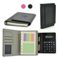 PU Leather Multifunction Notebook WPJL8081