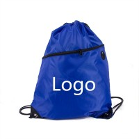 Zippered Sling Bag W/Grommet WPJZ006