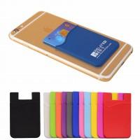 Expandable Lycra Phone Wallet  WPJZ008