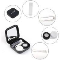 Square Contact Lens Kit With Mirror  WPJZ010