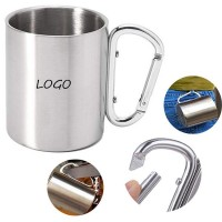 Carabiner handle mug 11oz  WPJZ028