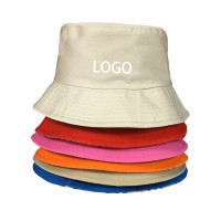 Cotton Sun Bucket Hat WPKW100