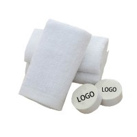 Disposable Compressed Cotton Towel WPKW058