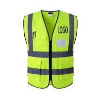 High Visibility Reflective Safety Vest WPKW065