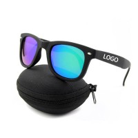 Newest Foldable Mirror Sunglasses WPKW069
