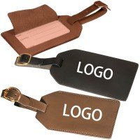 Leather Xpress Custom Luggage Tag Holders WPKW078