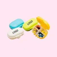 Oval Shape Pill Case WPKW8019