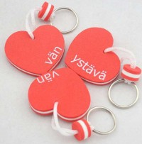 EVA Floating Keychain   WPLC20003
