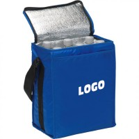 600D Polyester Zippered Cooler – 6 Can  WPLC20007