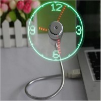 LED Fan Clock WPLL028