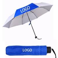 40″ Arc Trendy Telescopic Folding Umbrella WPLS068