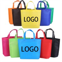 Large Sized Non-woven Hand Promotional Bag WPLS077