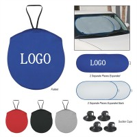 Collapsible Automobile Sun Shades WPLS100