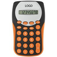 Black Magic Slim Calculator WPLS8012