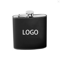 Stainless Steel Flask – 6 oz WPLS8015