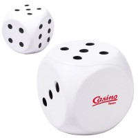 Dice Stress Toy WPLS8032