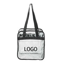 Clear Stadium Tote WPLS8041