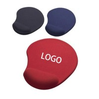 Solid Gel Mouse Pad/Wrist Rest WPLS8042