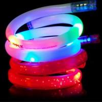 LED Fiber Optic Tube Bracelet WPSL7013
