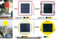 Solar Charger stick to window WPSL7022