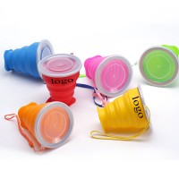 Silicone Collapsible Cup WPSL8027