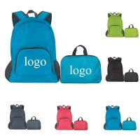 Outdoor Foldable Travel Shoulder Backpack WPSL8035