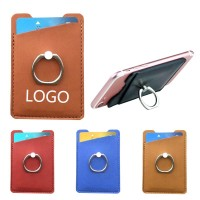 PU Phone wallet With Stand Holder WPZL7039